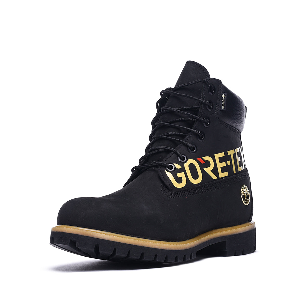 "6"" PREMIUM GORE-TEX BOOT - BLACK"