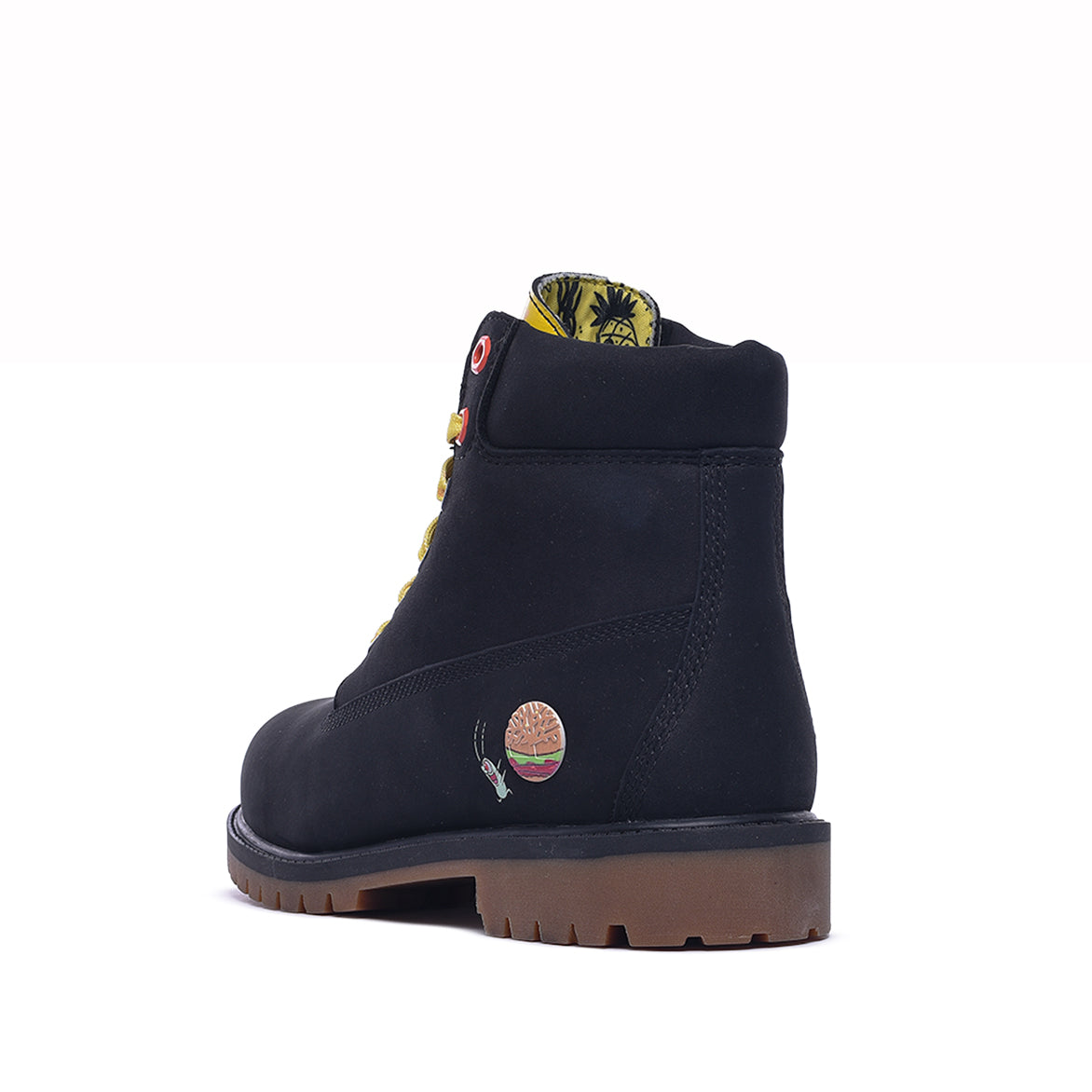 "SPONGEBOB x TIMBERLAND 6"" PRM BOOT (GS) - BLACK"