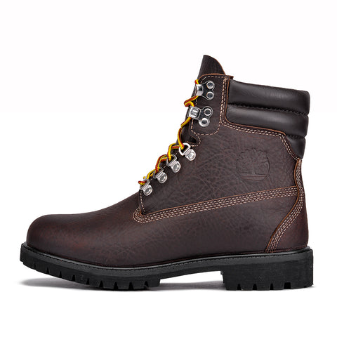 "SPECIAL RELEASE 640 BELOW 6"" WATERPROOF BOOT - DARK BROWN"