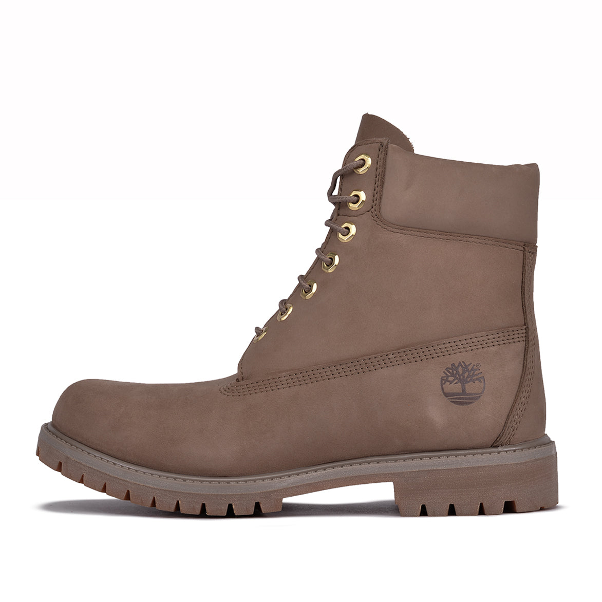 WATERPROOF 6 INCH PREMIUM BOOT - DARK BEIGE