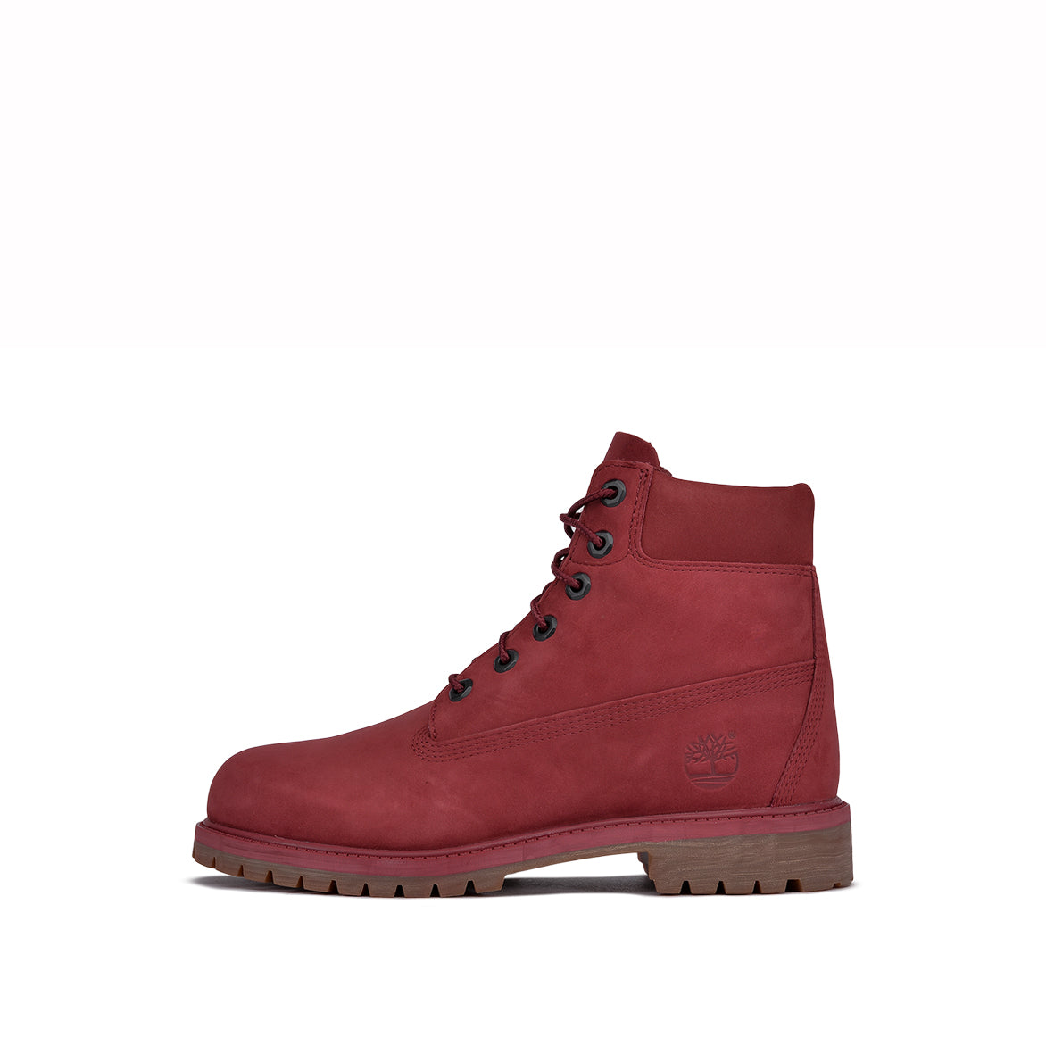 "6"" PREMIUM WATERPROOF BOOT (YOUTH) - BURGUNDY"