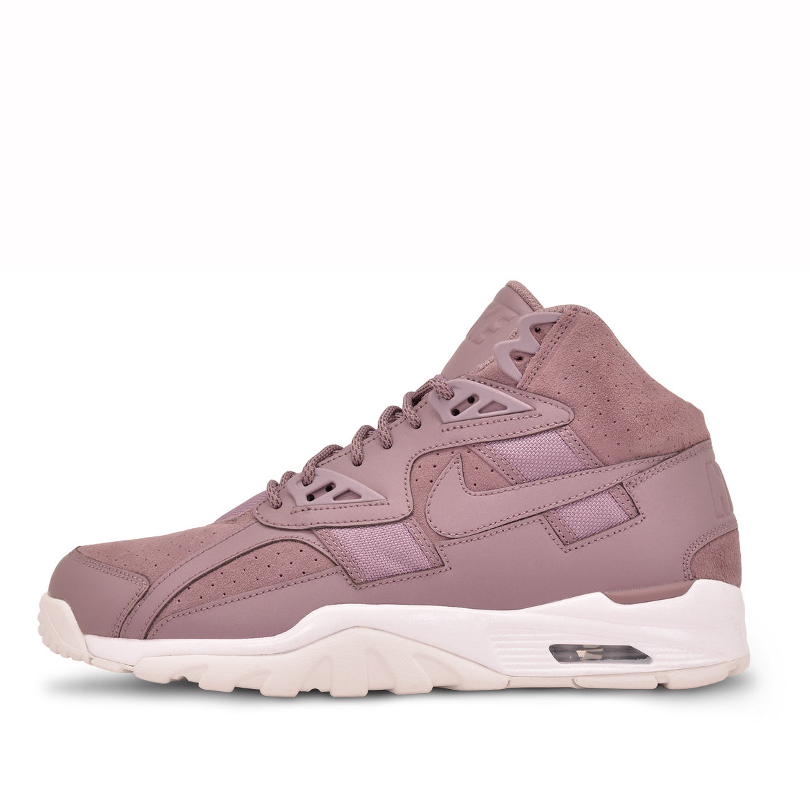 AIR TRAINER SC HIGH - TAUPE GREY   City