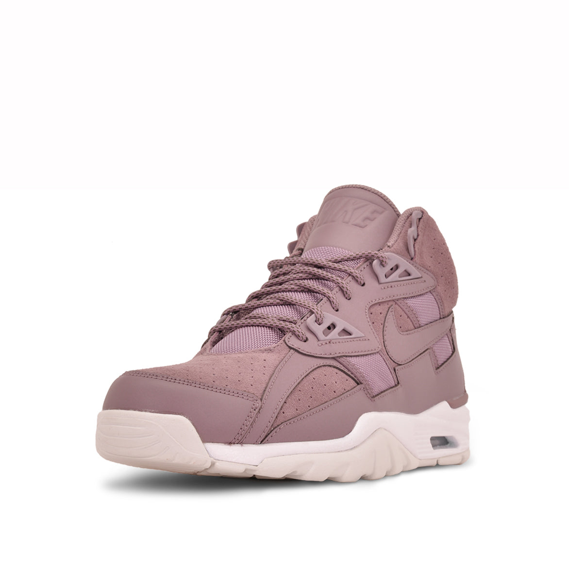 AIR TRAINER SC HIGH - TAUPE GREY