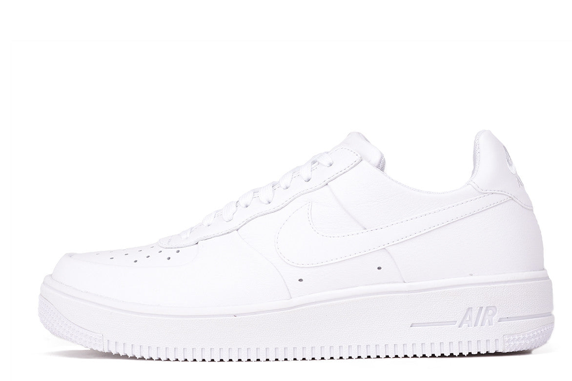 AIR FORCE 1 ULTRAFORCE LEATHER - WHITE