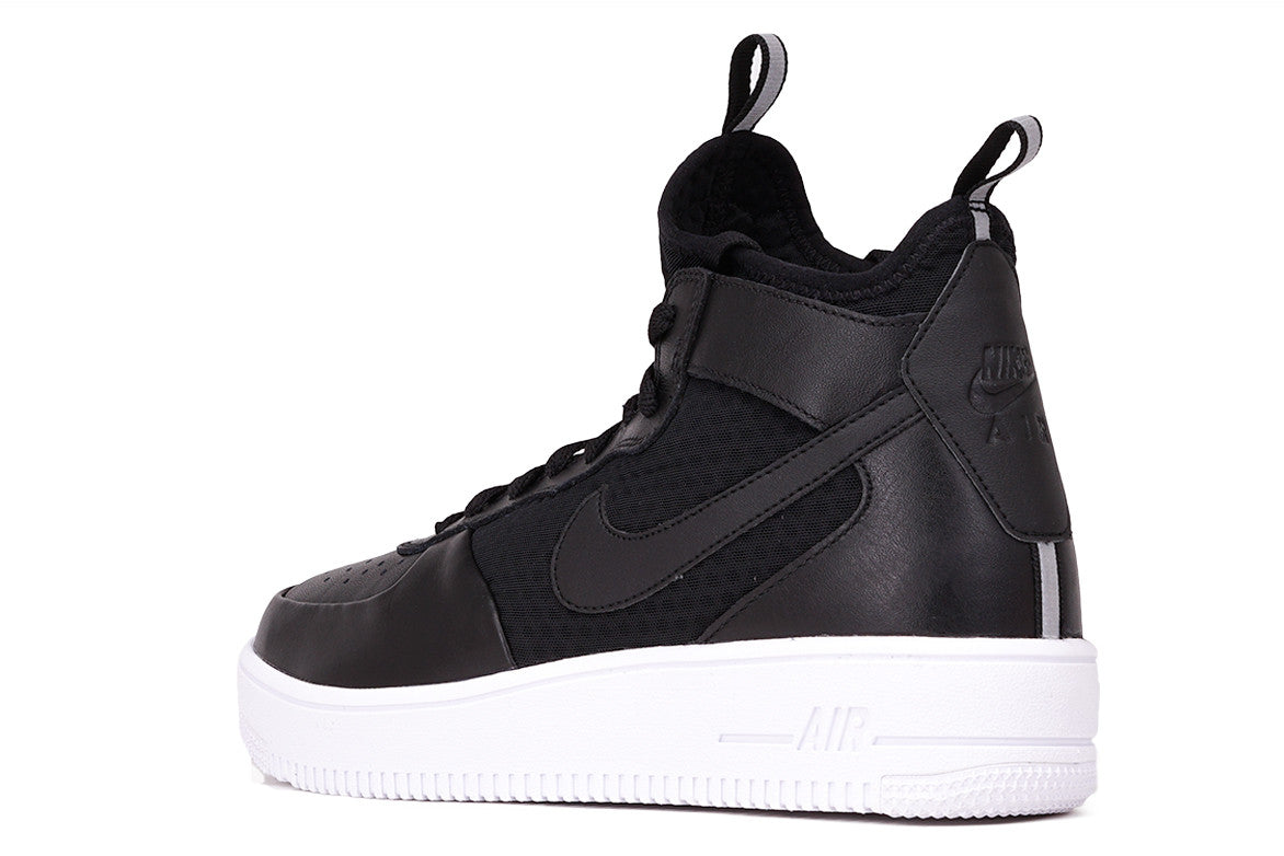 AIR FORCE 1 ULTRAFORCE MID - BLACK