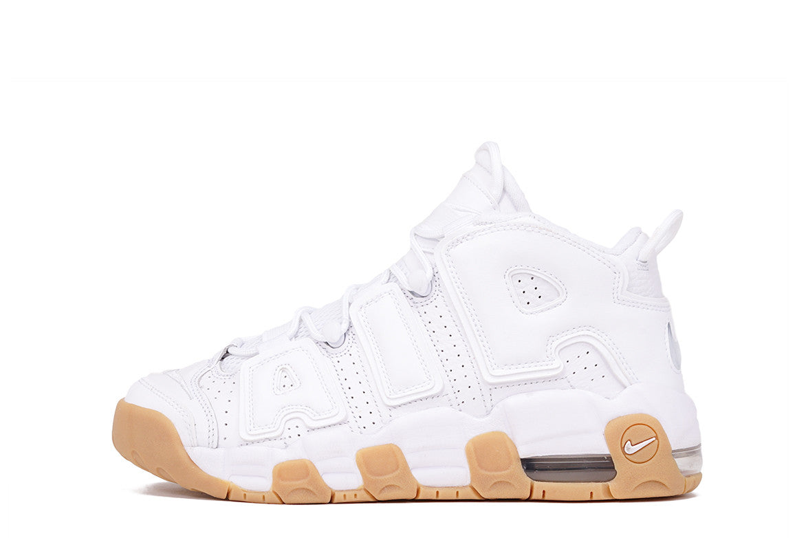 AIR MORE UPTEMPO (GS) - WHITE