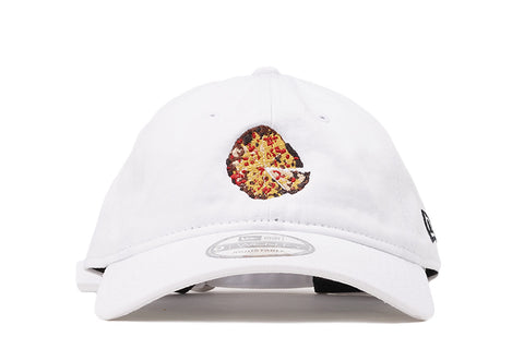 "CITY BLUE X NEW ERA ""PIZZA PARTY"" - WHITE"