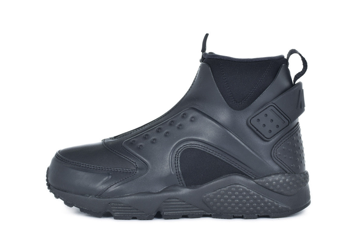 NIKE HUARACHE RUN MID (WMNS) - BLACK