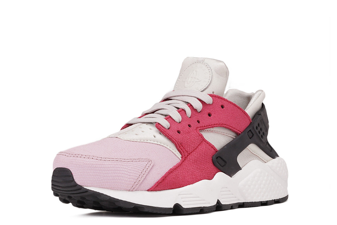 AIR HUARACHE RUN PRM (WMNS) - LIGHT BONE / NOBLE RED