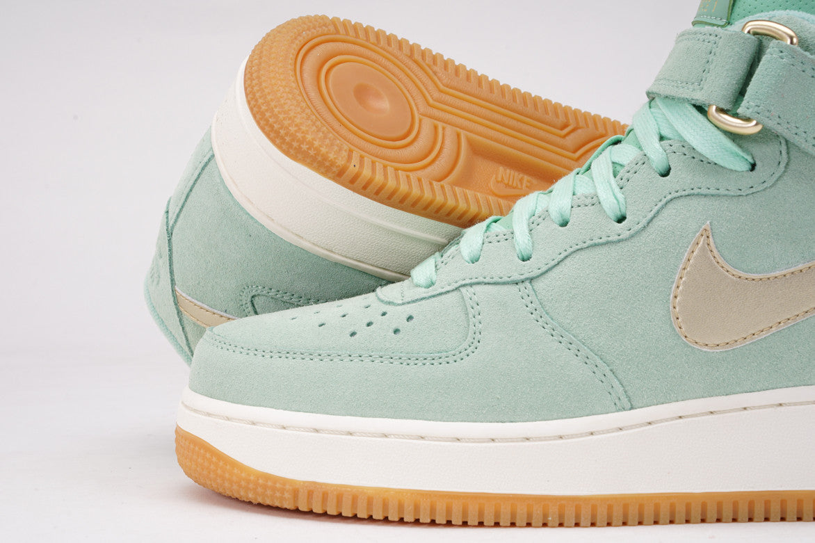 AIR FORCE 1 MID '07 SEASONAL (WMNS) - ENAMEL GREEN