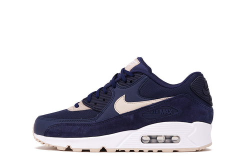 AIR MAX 90 (WMNS) - BINARY BLUE
