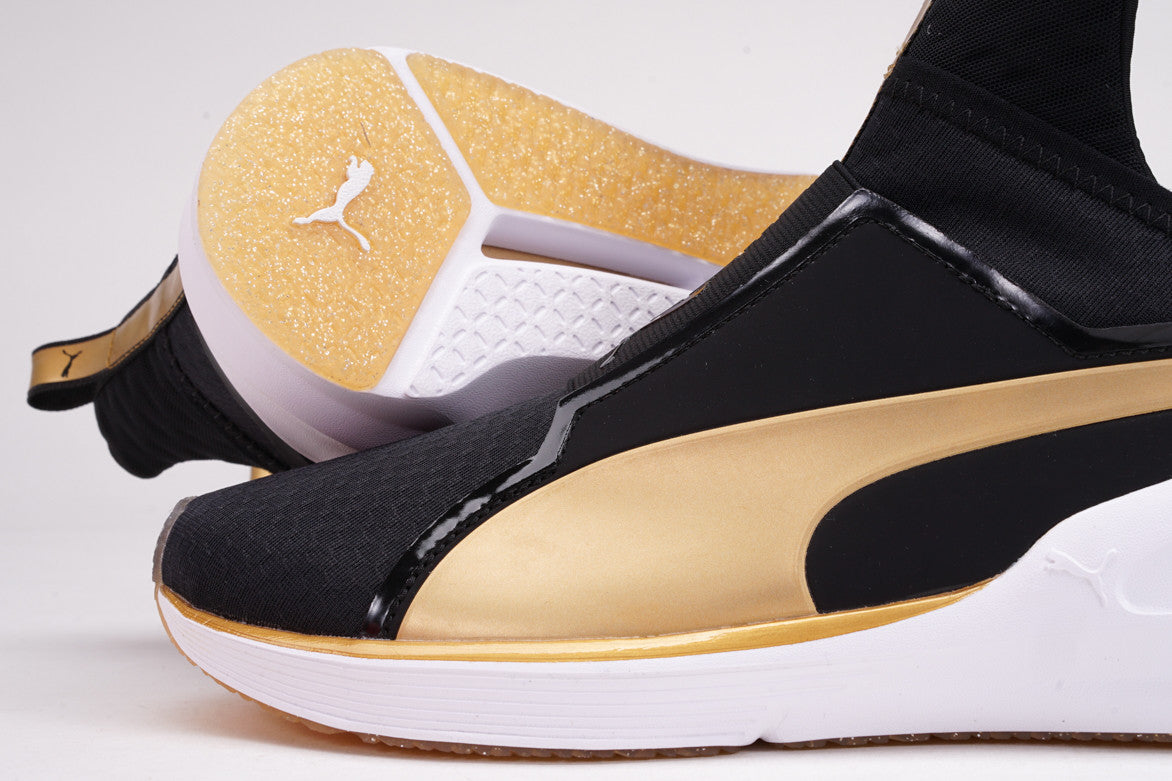 FIERCE GOLD (WMNS) - BLACK / GOLD