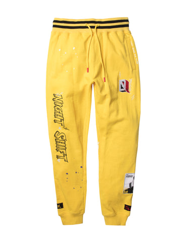HELLRAISER JOGGER - YELLOW