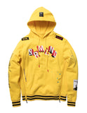 CHILD'S PLAY HOODIE - YELLOW