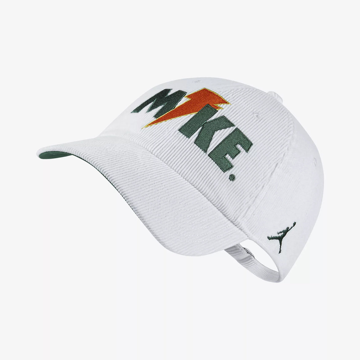 "JORDAN ""BE LIKE MIKE"" SNAPBACK - WHITE"