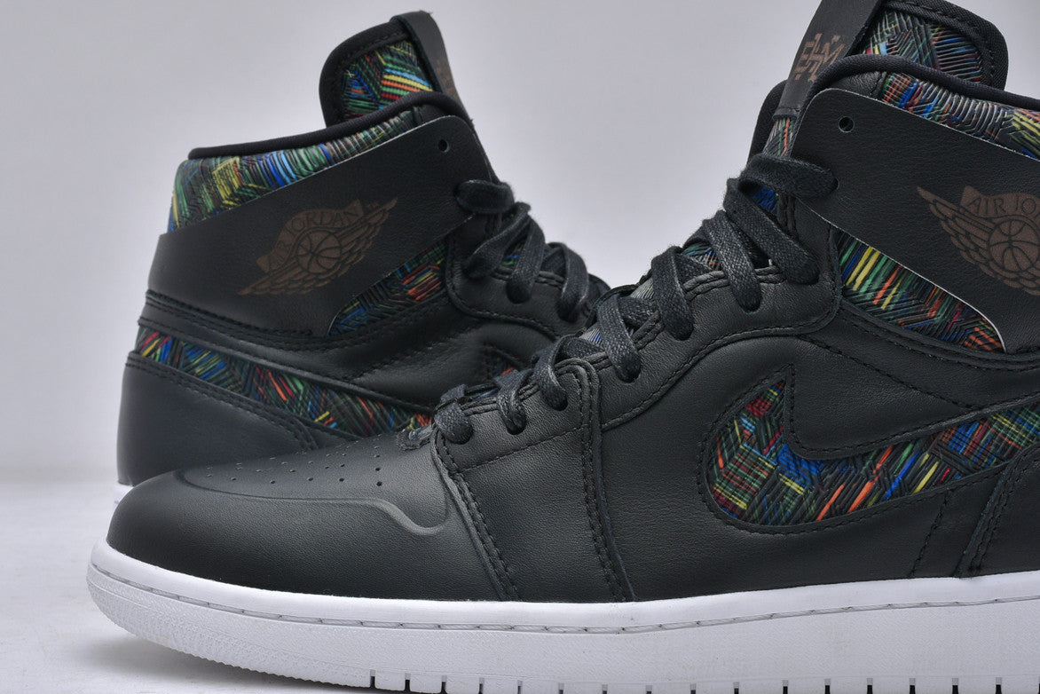 "AIR JORDAN 1 HIGH NOUVEAU ""BHM"""