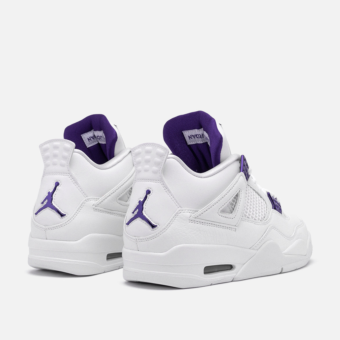 "AIR JORDAN 4 RETRO ""PURPLE METALLIC"""