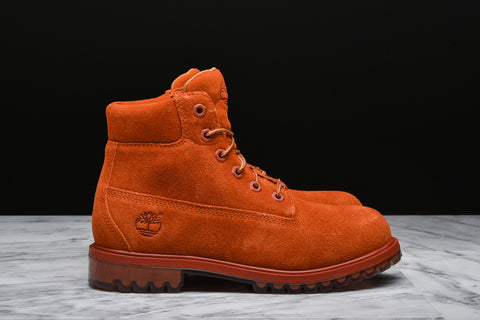LIMITED RELEASE 6 INCH PREMIUM BOOT (JUNIOR) - DARK RUST