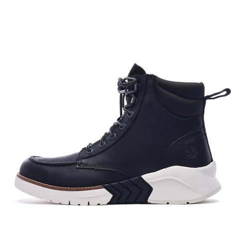 M.T.C.R MOC TOE SNEAKERBOOT - BLACK