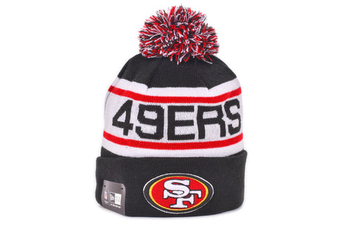 BIGGEST FAN KNIT - 49ERS