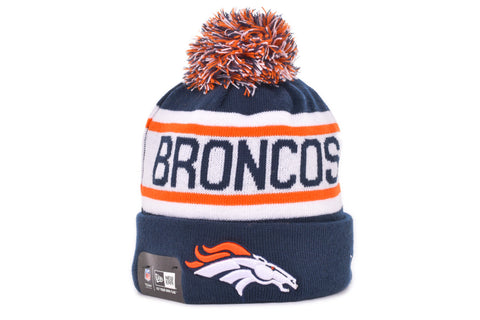 BIGGEST FAN KNIT - BRONCOS