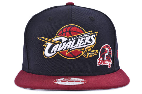 9FIFTY CLEVELAND CAVALIERS IRVING 2