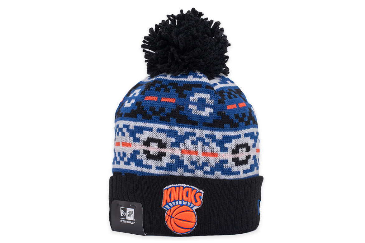 RETRO CHILL KNIT HAT - KNICKS
