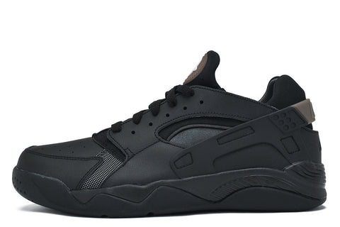 AIR FLIGHT HUARACHE LOW - BLACK