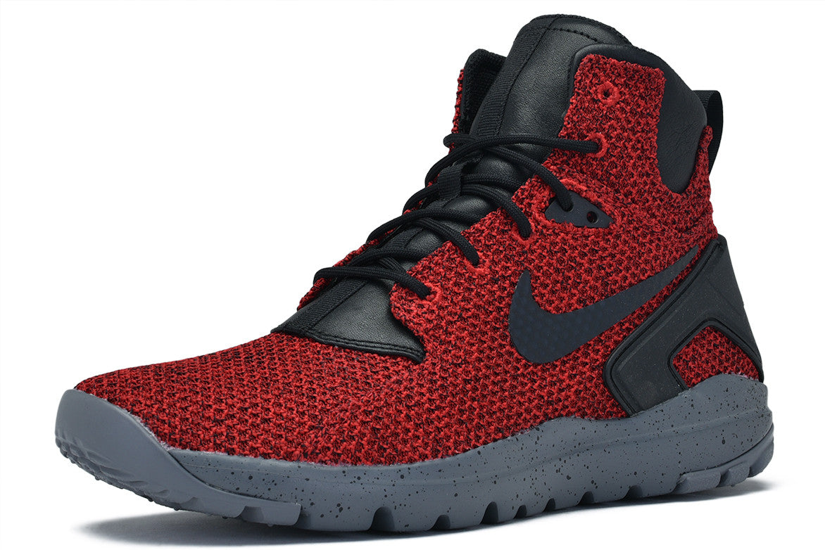 KOTH ULTRA MID JACQUARD - GYM RED