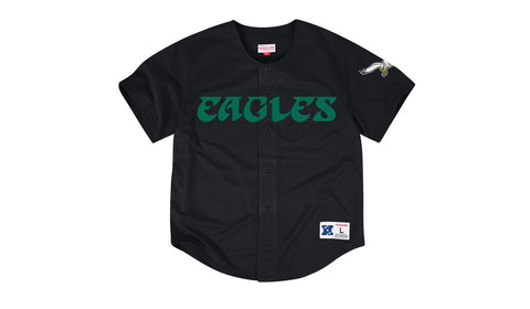 NFL MESH BUTTON FRONT JERSEY - EAGLES