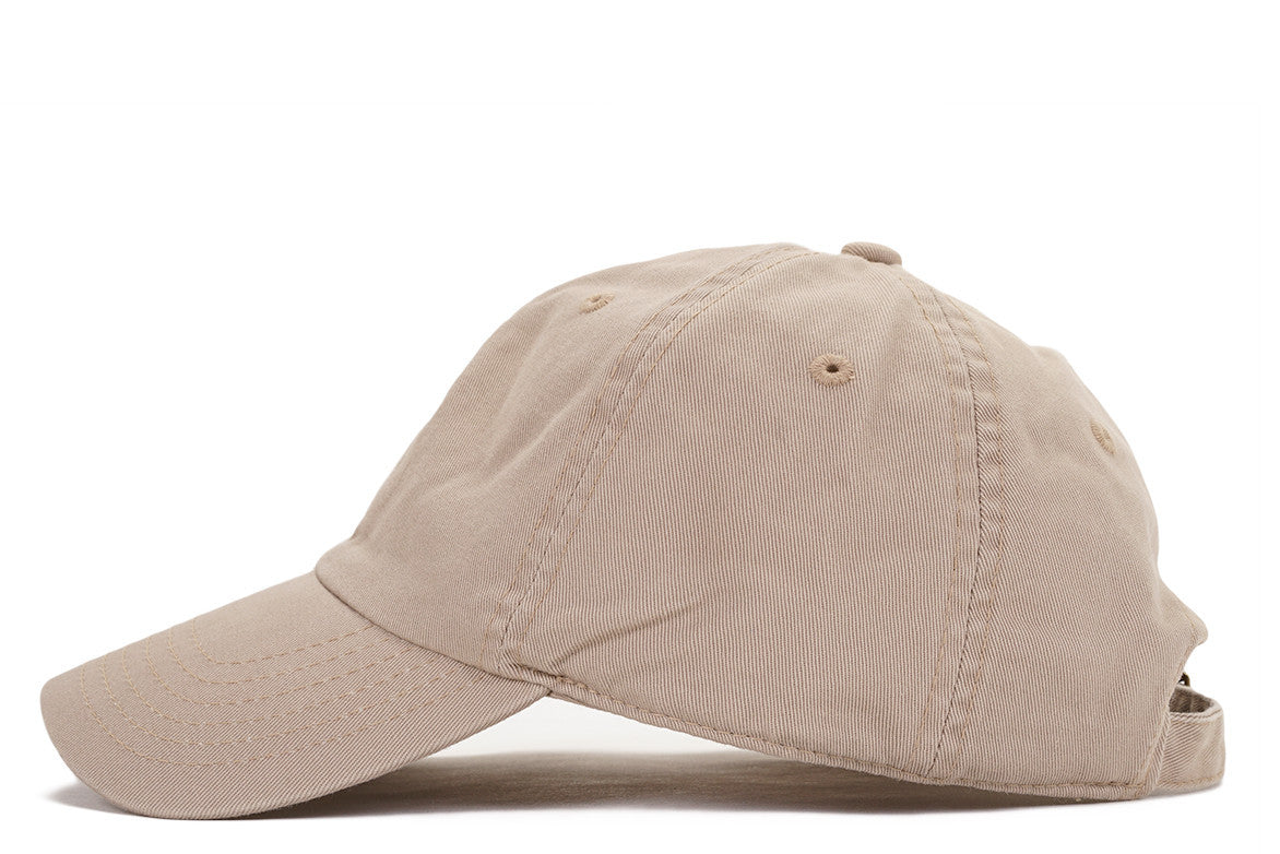 """POKEBALL"" DAD HAT - TAN"