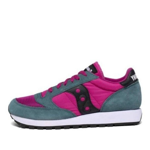 WMNS JAZZ ORIGINAL VINTAGE - BERRY / TEAL / BLACK