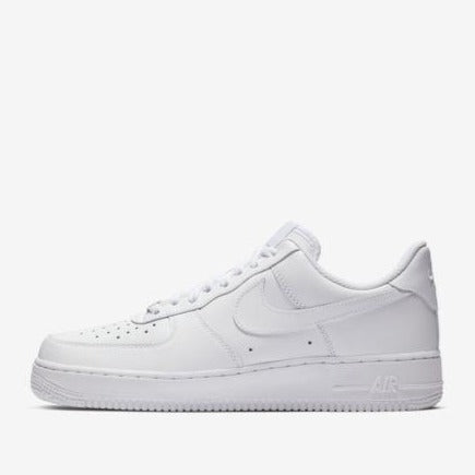 WMNS AIR FORCE 1 - WHITE / WHITE