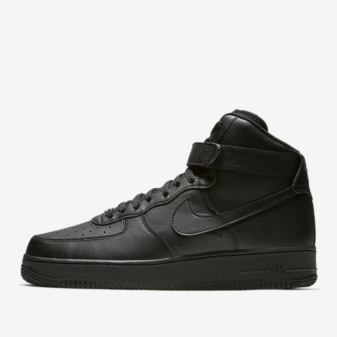AIR FORCE 1 HIGH - BLACK / BLACK