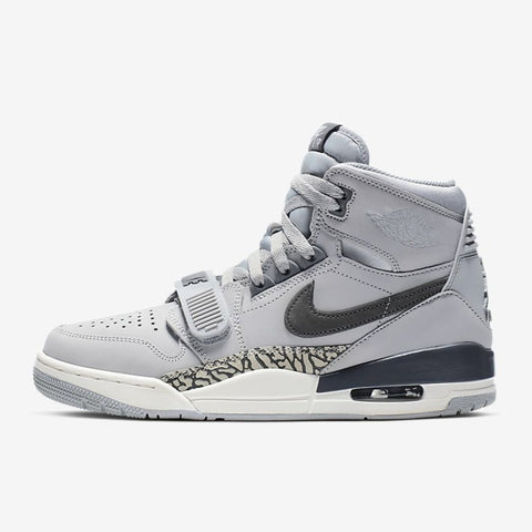AIR JORDAN LEGACY 312 - WOLF GREY / LIGHT GRAPHITE