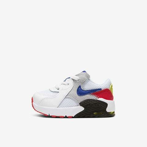 AIR MAX EXCEE (TD) - WHITE / BRIGHT CACTUS / TRACK RED