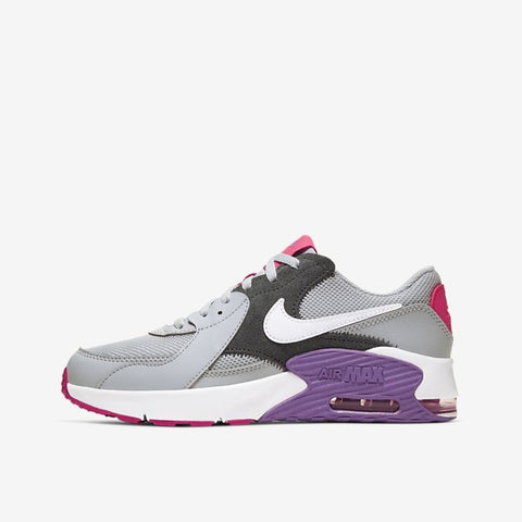 AIR MAX EXCEE (GS) - GREY FOG / PURPLE NEBULA