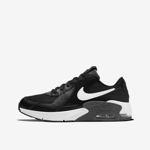 AIR MAX EXCEE (GS) - BLACK / DARK GREY / WHITE