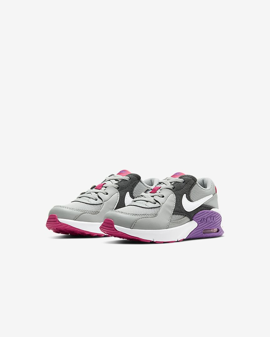 AIR MAX EXCEE (PS) - GREY FOG / PURPLE NEBULA