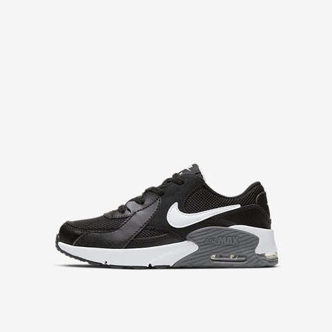 AIR MAX EXCEE (PS) - BLACK / DARK GREY / WHITE