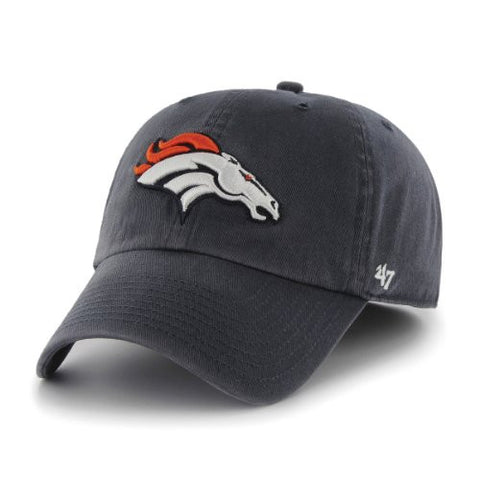 "DENVER BRONCOS ""DAD HAT"" - NAVY"