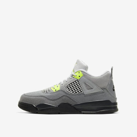 "AIR JORDAN 4 RETRO SE ""95 NEON"" (PS)"