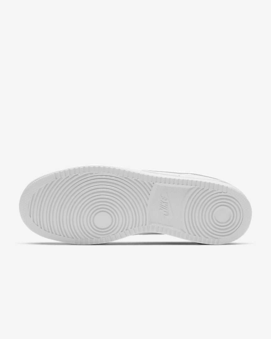 COURT VISION LOW - WHITE / WHITE