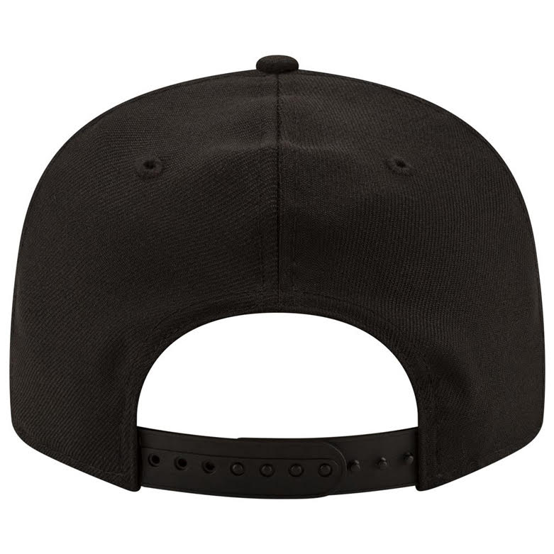 9FIFTY 76ERS MONOCHROME SNAPBACK - BLACK
