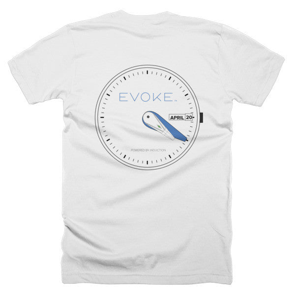 Evoke 'What Time Isn't It' T-shirt