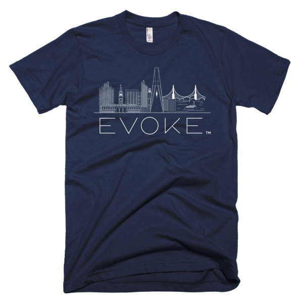 Evoke SF Skyline T-Shirt (Men's)