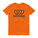 I Heart Induction Short sleeve t-shirt