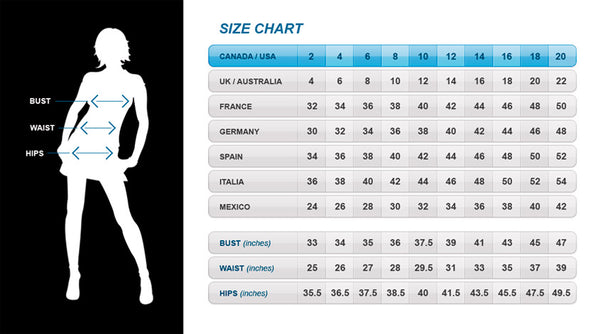 Size Chart – Nica s Clothing   Accessories 0191055d2