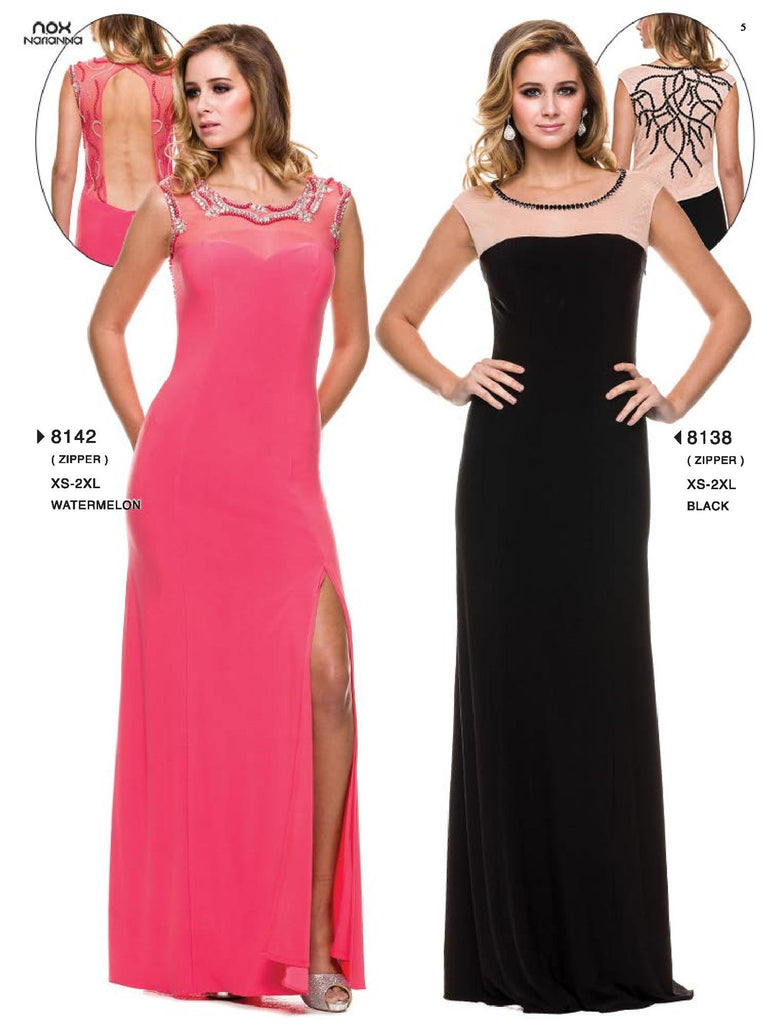 Prom Dress Style 8142