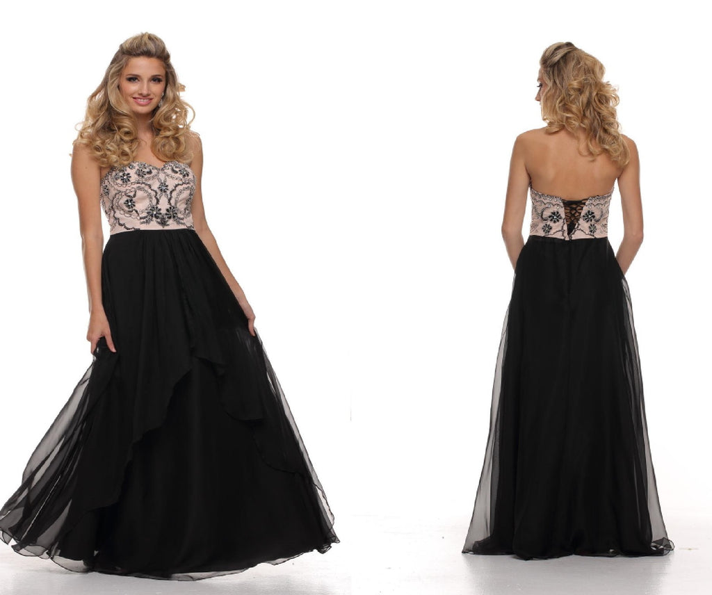 Prom Dress - style 8146